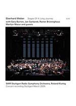 Eberhard Weber - Stages Of A Long Journey (SWR Stuttgart Radio SO) (Music CD)