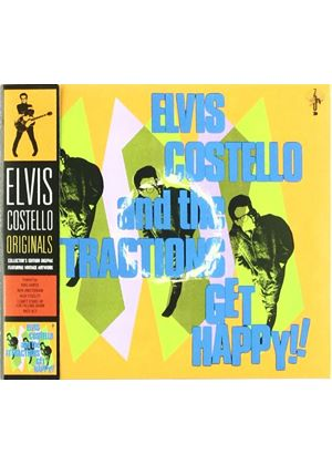 Elvis Costello And The Attractions - Get Happy!! [Digipak] (Music CD)