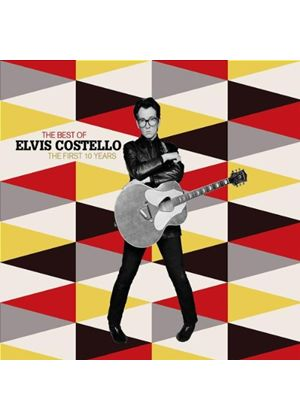 Elvis Costello And The Attractions - The Best Of The First 10 Years (Music CD)