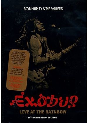 Bob Marley And The Wailers - Exodus - Live At The Rainbow
