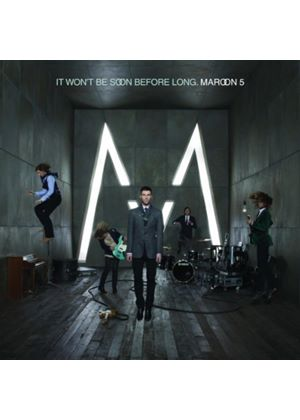 Maroon 5 - It Wont Be Soon Before Long (Music CD)