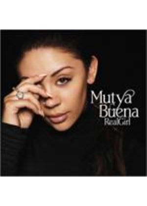Mutya Buena (ex-Sugababes) - Real Girl (Music CD)