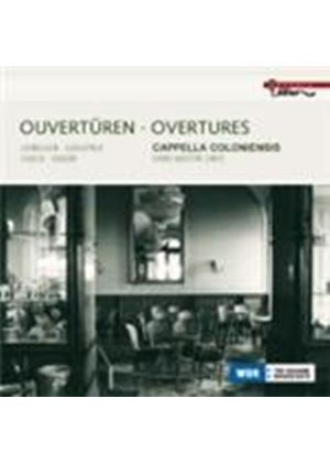 Overtures (Music CD)