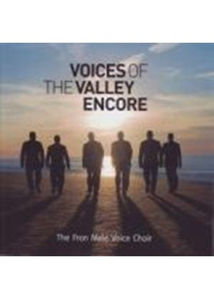 The Fron Male Voice Choir - The Voices Of The Valley Encore (Music CD)
