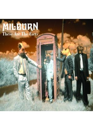 Milburn - These Are The Facts (Music CD)