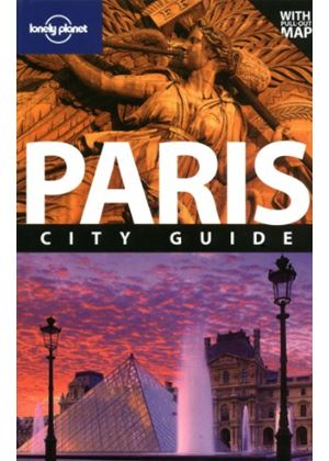 Lonely Planet City Guide : Paris