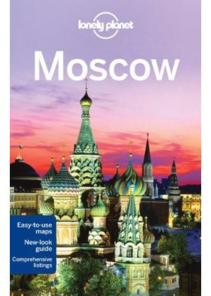 Moscow (Lonely Planet City Guide)