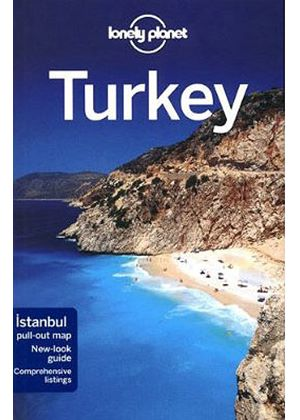 Lonely Planet Guide : Turkey
