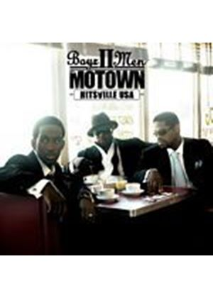 Boyz II Men - Motown Hitsville USA (Music CD)