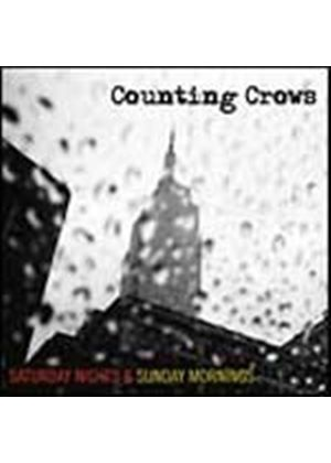 Counting Crows - Saturday Nights And Sunday Mornings (Music CD)