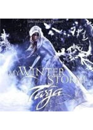Tarja - Tarja (Nightwish) - My Winter Storm (Deluxe Edition + DVD) (Music CD)