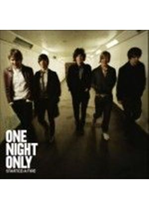 One Night Only - Started a Fire (Music CD)