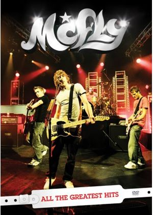 Mcfly: All The Greatest Hits (Music DVD)