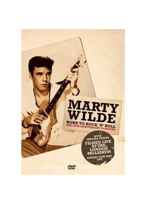 Marty Wilde - Born To Rock N Roll (50th Anniversary Concert) (Music DVD)