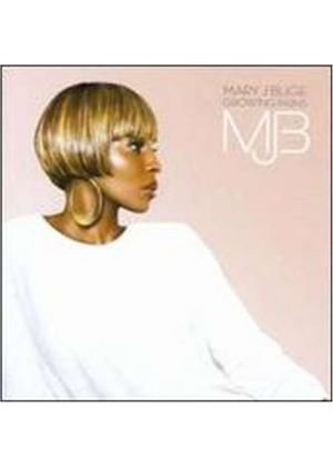 Mary J. Blige - Growing Pains (Music CD)
