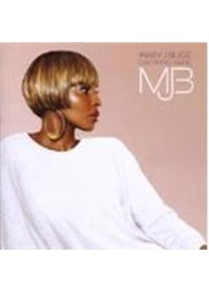 Mary J. Blige - Growing Pains [CD + DVD Edition] [Australian Import]