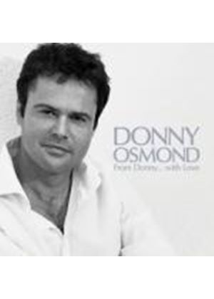 Donny Osmond - From Donny...With Love (Music CD)