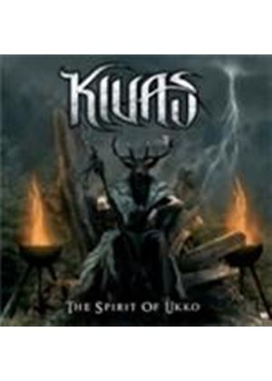 Kiuas - The Spirit Of Ukko (Music CD)
