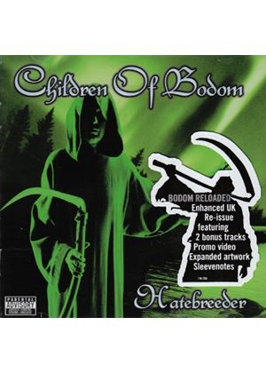 Children Of Bodom - Hatebreeder (Music CD)