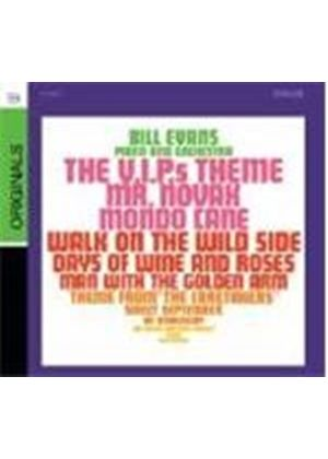 """Bill Evans - Plays The Theme From """"The VIPs"""" And Other Great Songs"""