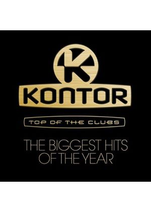 Various Artists - Kontor Top of the Clubs (Biggest Hits of the Year) (Music CD)
