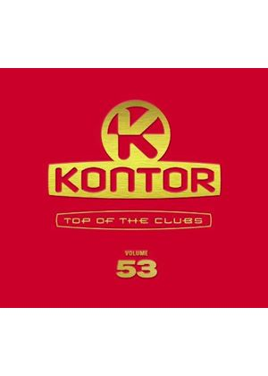 Various Artists - Kontor Top of the Clubs, Vol. 53 (Music CD)