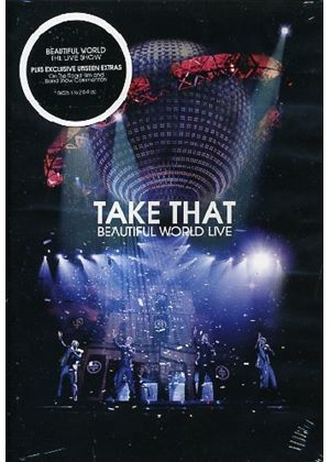 Take That - Beautiful World Live(2 Disc)