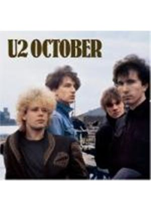 U2 - October (Deluxe Remastered Edition) (Music CD)