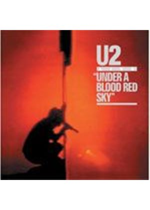 U2 - Under A Blood Red Sky [Remastered] (Music CD)