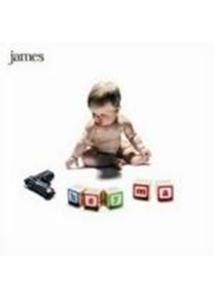 James - Hey Ma (Music CD)