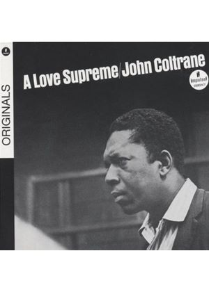 John Coltrane - A Love Supreme (Music CD)