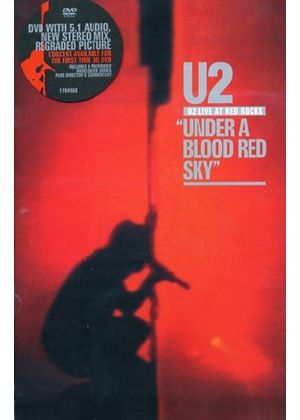 U2 - Live At Red Rocks - Under A Blood Red Sky