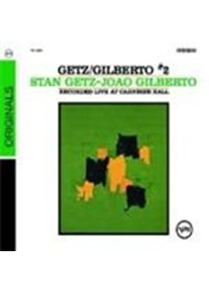 Stan Getz/Joao Gilberto - Live At Carnegie Hall Vol. 2