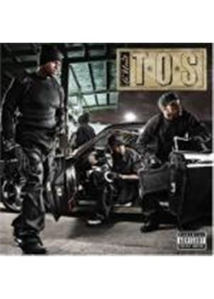 G-Unit - T.O.S. (Terminate On Sight) (Music CD)