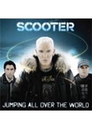 Scooter - Jumping All Over The World (Music CD)