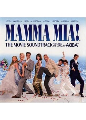 Original Soundtrack - Mamma Mia: The Movie Soundtrack (Music CD)