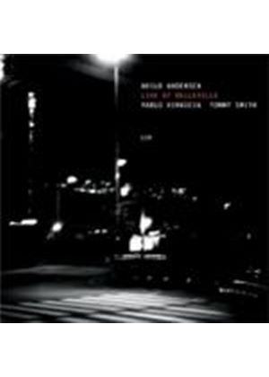 Arild Andersen & Tommy Smith/Paolo Vinaccia - Live At Belleville (Music CD)
