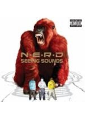 N.E.R.D - Seeing Sounds (Music CD)