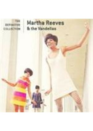 Martha Reeves & The Vandellas - Definitive Collection, The (Music CD)