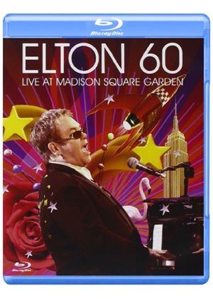 Elton John: Elton 60 - Live From Madison Square Garden (Blu-Ray Music DVD)
