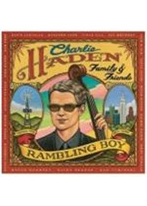 Charlie Haden & Family - Ramblin' Boy (Music CD)