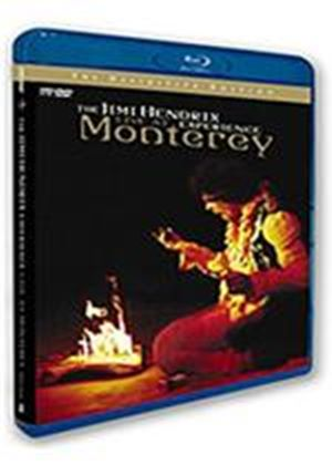 Jimi Hendrix Experience - Live At Monterey (Blu-Ray)