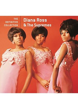 Diana Ross & The Supremes - Definitive Collection, The (Music CD)
