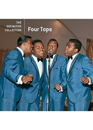 Four Tops (The) - Definitive Collection, The (Music CD)