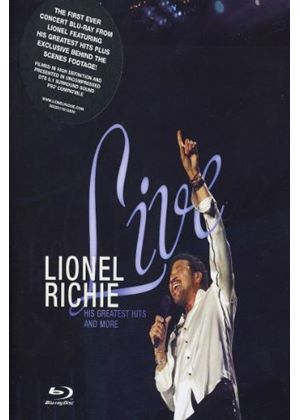 Lionel Ritchie - Live - His Greatest Hits And More (Blu-Ray)