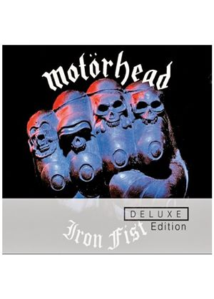 Motorhead - Iron Fist (Deluxe Edition) (Music CD)