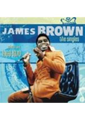 James Brown - The Singles Vol.6 1969-1970 (Music CD)