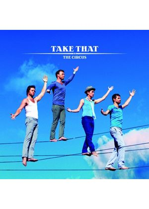 Take That - The Circus (Music CD)