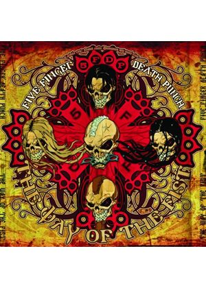 Five Finger Death Punch - The Way of the Fist (Music CD)