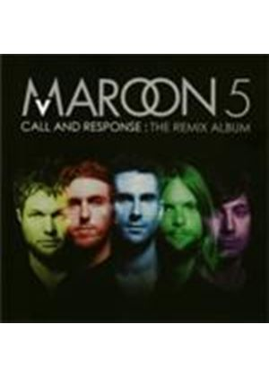 Maroon 5 - Call And Response (The Remix Album) (Music CD)